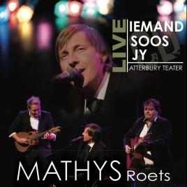 Mathys Roets – Iemand soos Jy – CD
